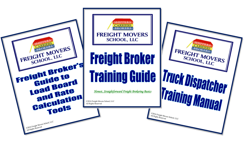 freight broker training books truck dispatcher training book rh freightmoversschool com Become Freight Broker freight broker agent training manual pdf