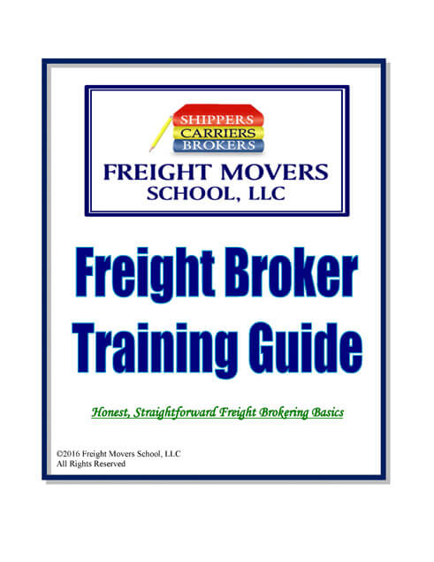 Learn how to broker freight with our Freight Broker Training Guide