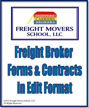 Customize and edit all of the freight broker forms and freight broker contracts you need!
